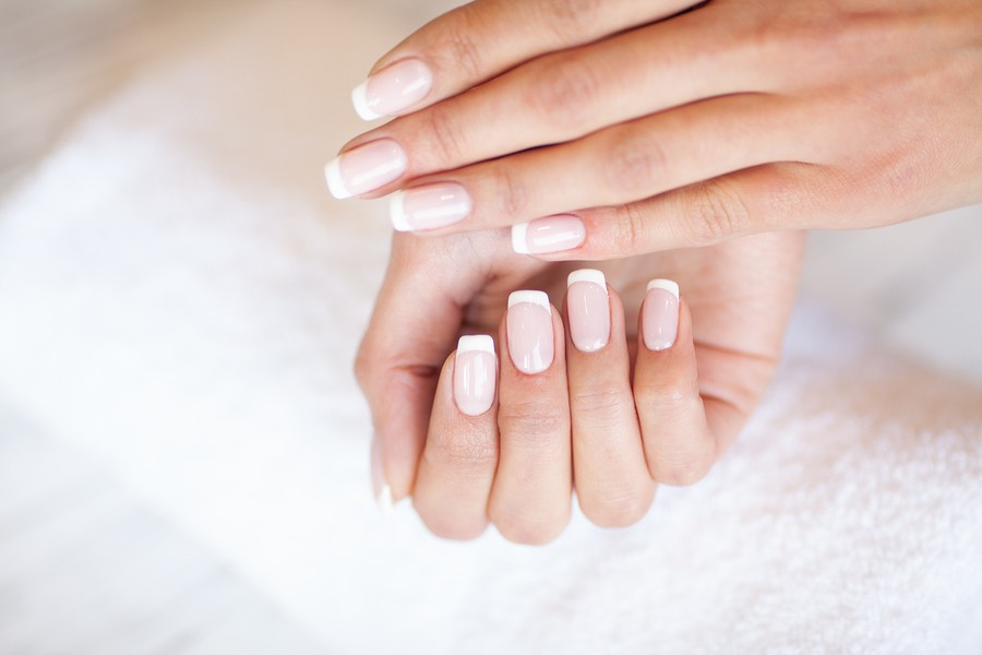 Woman Hands and nails
